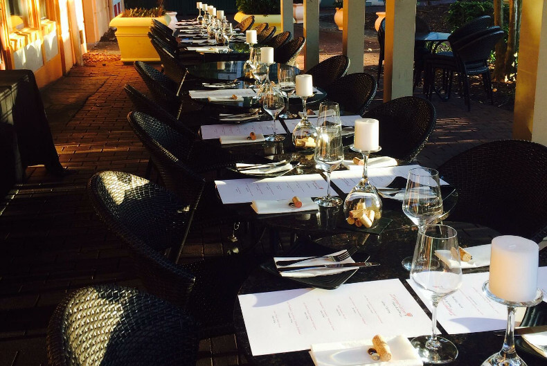 O que fazer à noite em Kissimmee: restaurante Imperium Food & Wine