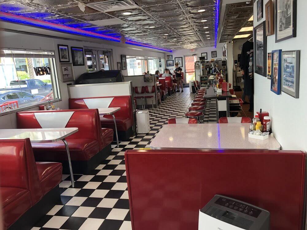 Restaurantes em Daytona Beach: restaurante Starlite Diner