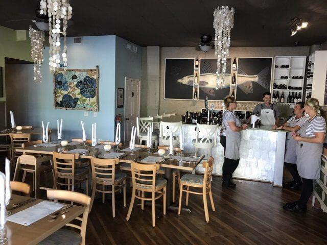 Melhores restaurantes em Cocoa Beach