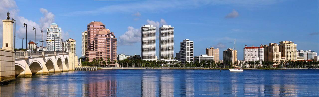 Onde ficar em Palm Beach: West Palm Beach