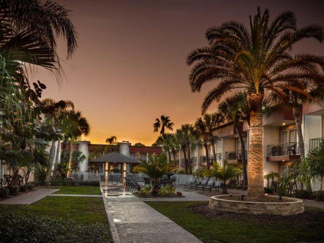 Dicas de hotéis em Clearwater