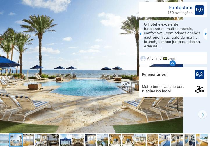 Hotéis de luxo em Palm Beach: Eau Palm Beach Resort & Spa