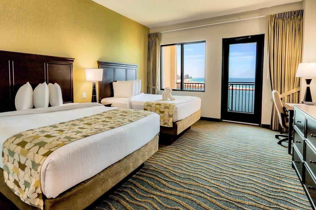 Hotéis de luxo em Clearwater: Edge Hotel Clearwater Beach - quarto