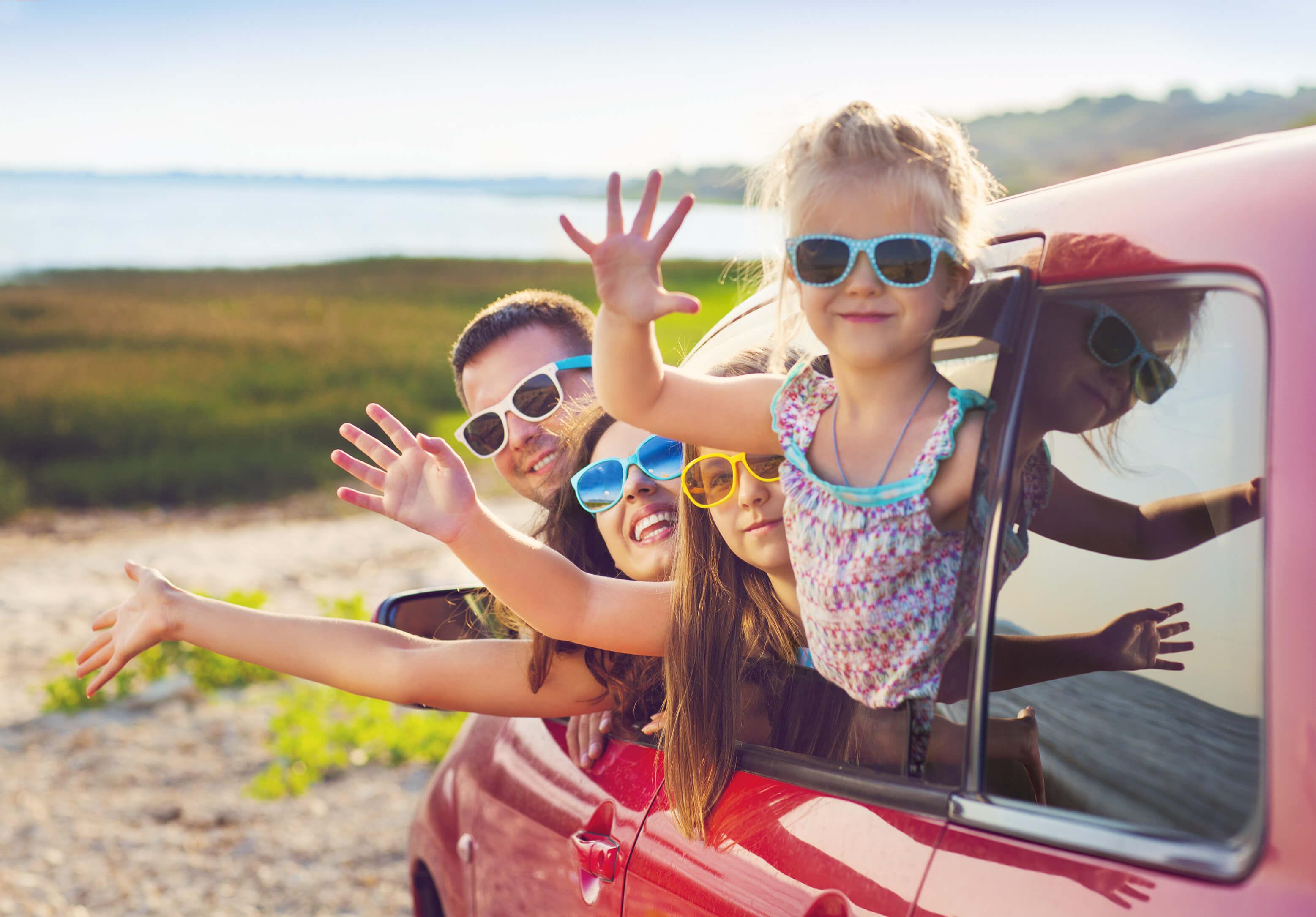 Aluguel de carro em Sarasota: Economize muito: família