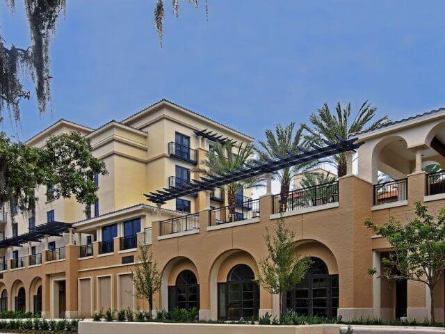 Hotéis bons e baratos em Winter Park: hotel The Alfond Inn