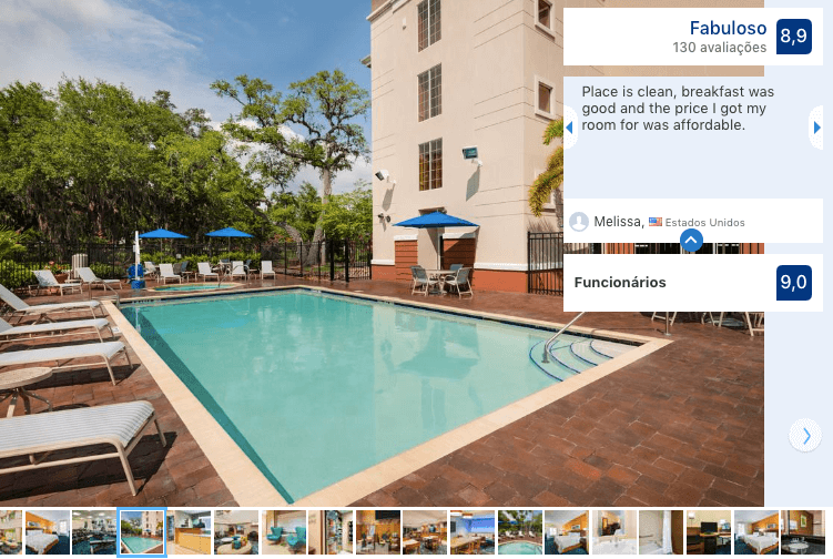 Dicas de hotéis em Clearwater: Hotel Fairfield Inn and Suites by Marriott