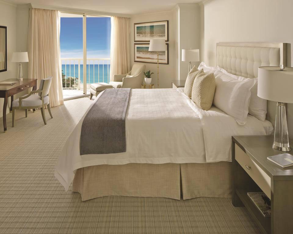 Hotéis de luxo em Palm Beach: Hotel Four Seasons Resort - quarto