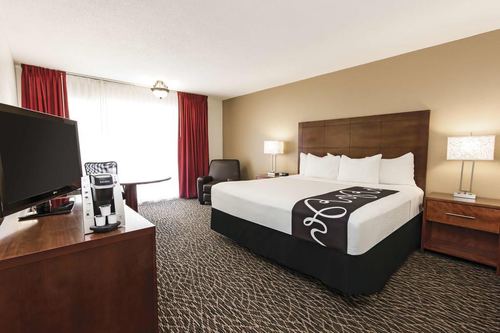 Dicas de hotéis em Clearwater: Hotel La Quinta Inn Clearwater Central - quarto