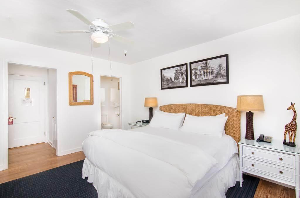 Dicas de hotéis em Palm Beach: Hotel Palm Beach Historic Inn - quarto