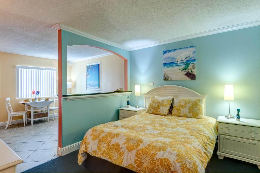 Dicas de hotéis em Clearwater: Hotel Pelican Pointe - quarto