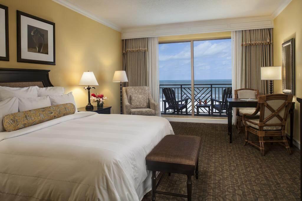Hotéis de luxo em Clearwater: Hotel Sandpearl Resort - quarto