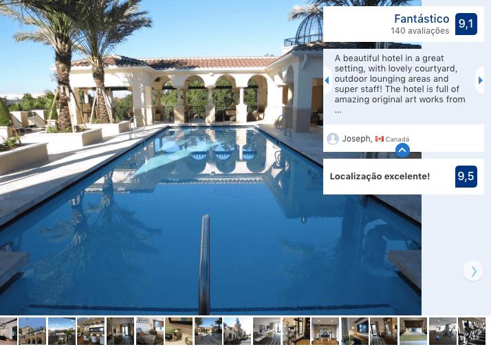 Dicas de hotéis em Winter Park: hotel The Alfond Inn