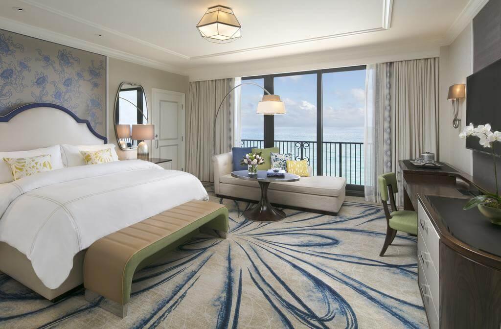 Hotéis de luxo em Palm Beach: Hotel The Breakers - quarto