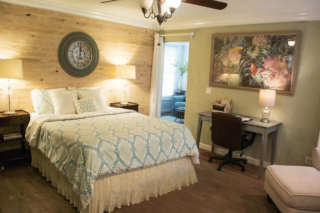 Dicas de hotéis em Winter Park: Hotel Winter Park Charm - quarto