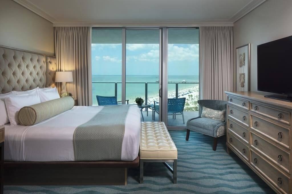 Hotéis de luxo em Clearwater