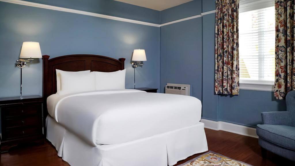 Hotéis bons e baratos em Palm Beach: The Bradley Park Hotel - quarto