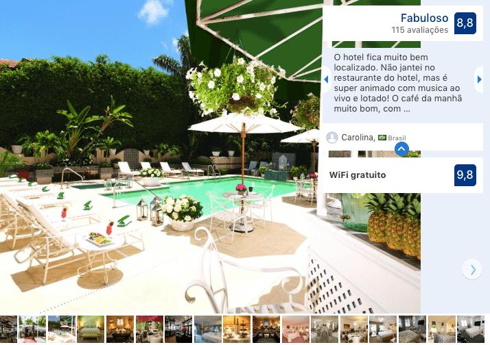 Dicas de hotéis em Palm Beach: The Chesterfield Hotel