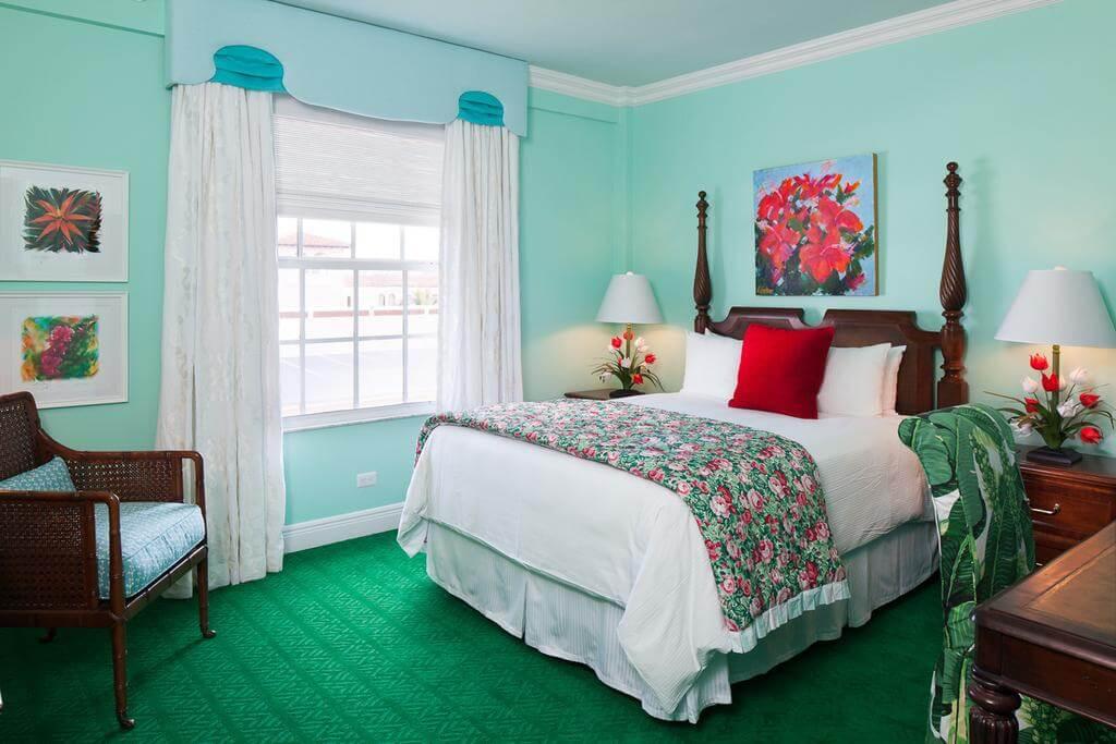 Hotéis de luxo em Palm Beach: The Colony Hotel - quarto