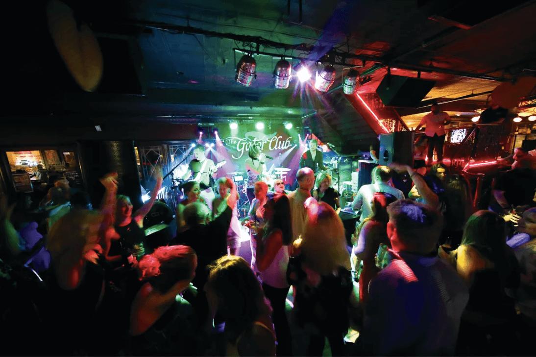 O que fazer à noite em Sarasota: The Gator Club