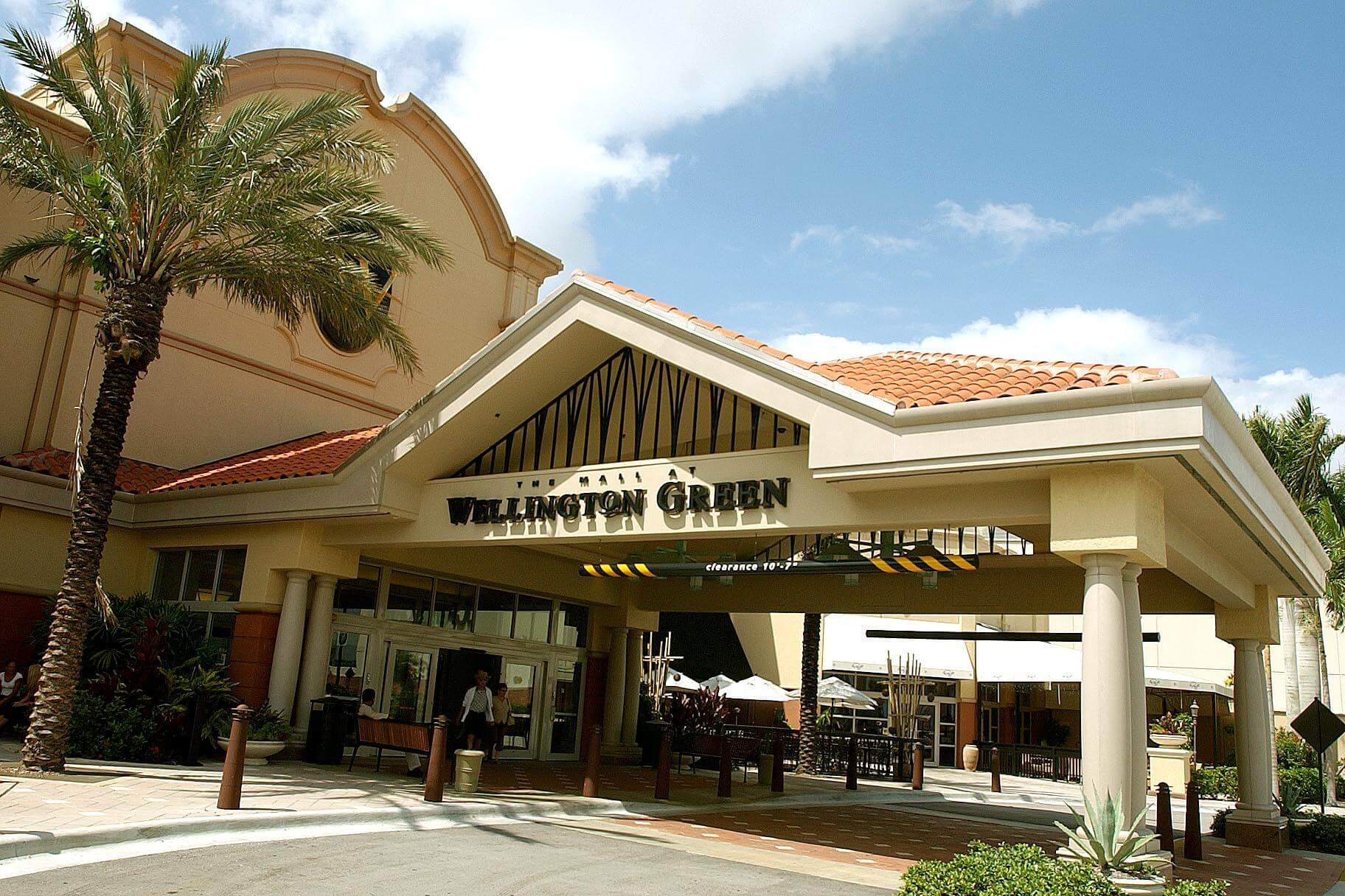 Compras em Palm Beach: shopping The Mall at Wellington Green