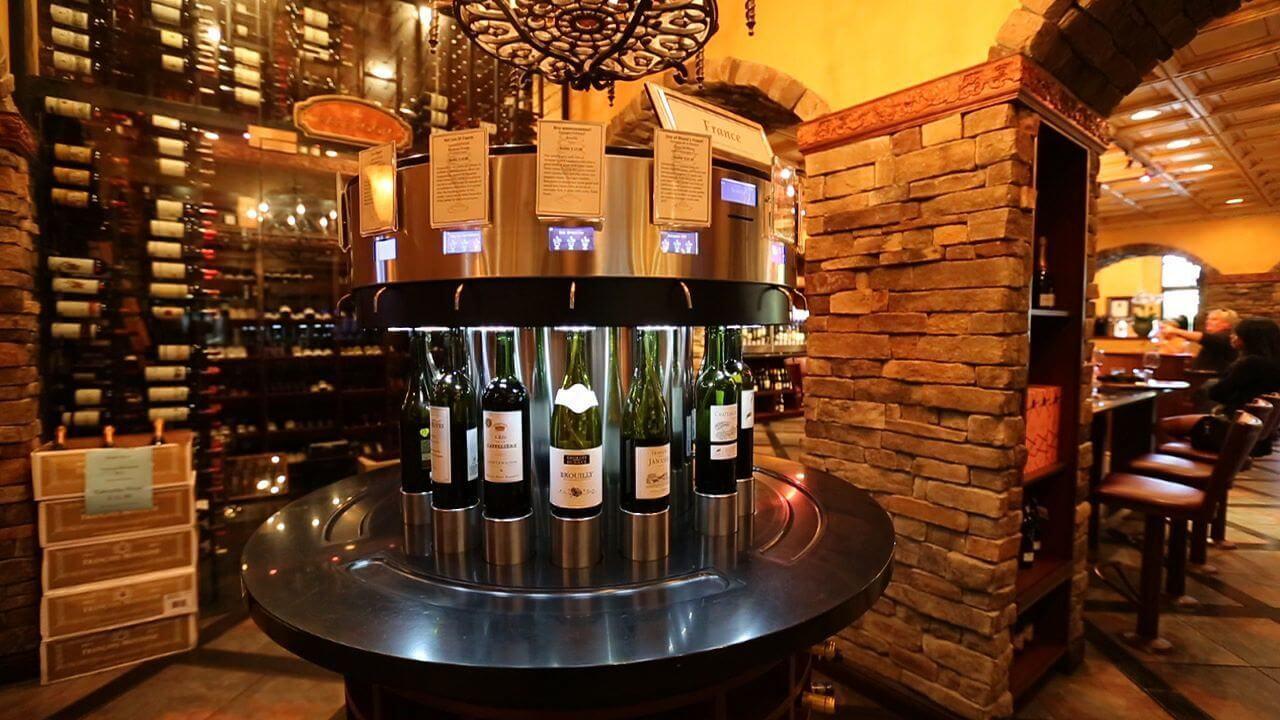 O que fazer à noite em Winter Park: The Wine Room