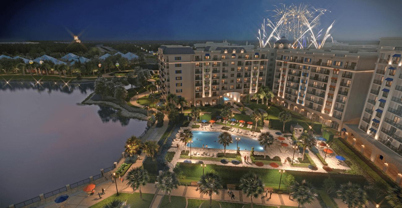 Disney's Riviera Resort em Orlando