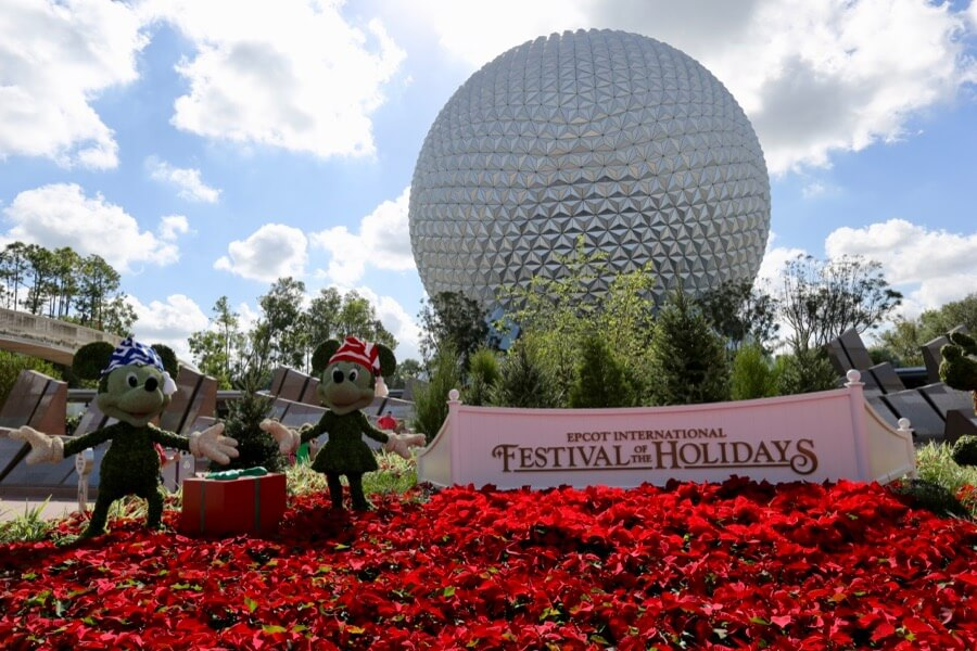 International Festival of the Holidays no Disney Epcot