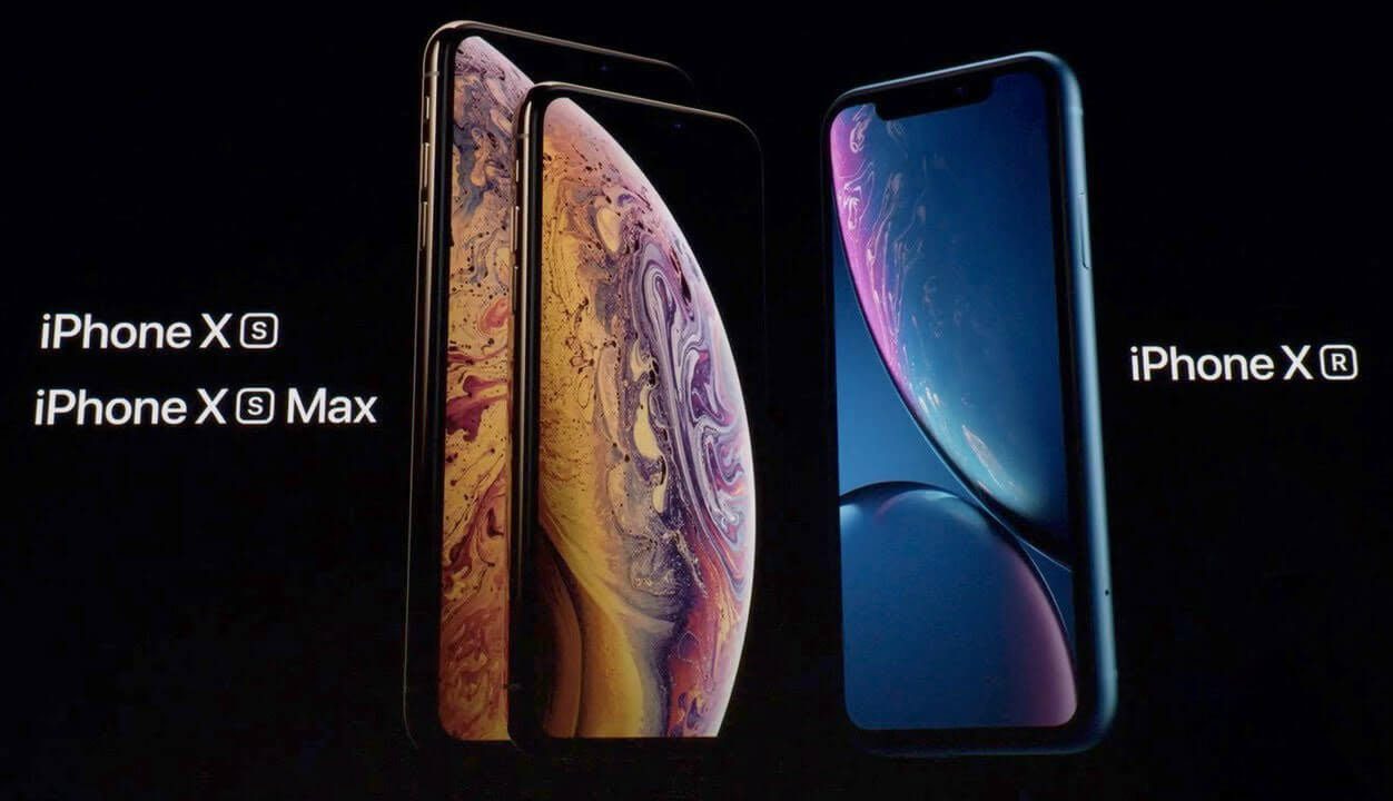 Onde comprar iPhone XS, XS Max e XR em Miami: display