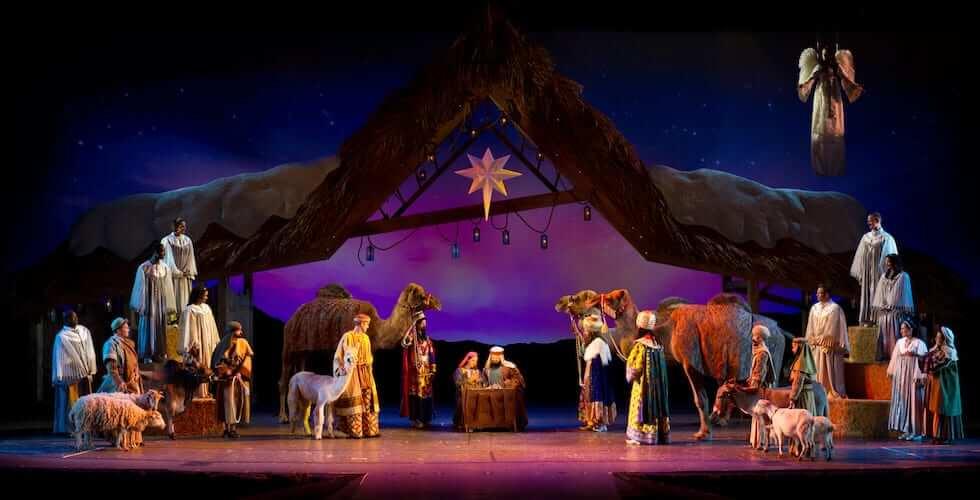 Christmas Celebration no SeaWorld Orlando: O Wondrous Night