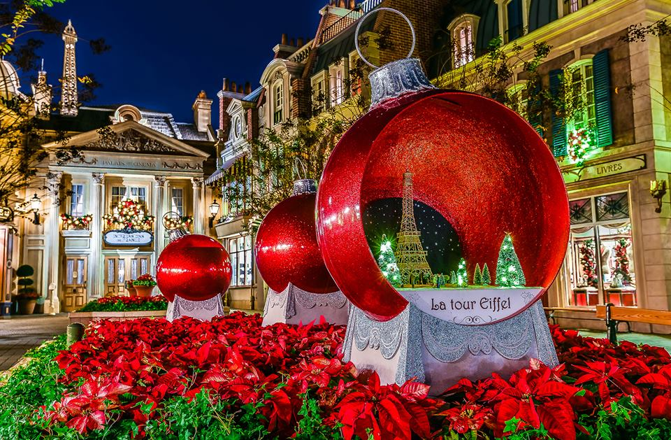Natal na Disney Orlando em 2019: International Festival of the Holidays no Epcot