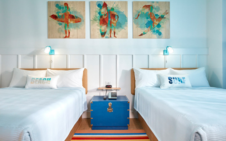 Universal's Endless Summer Resort em Orlando: informações