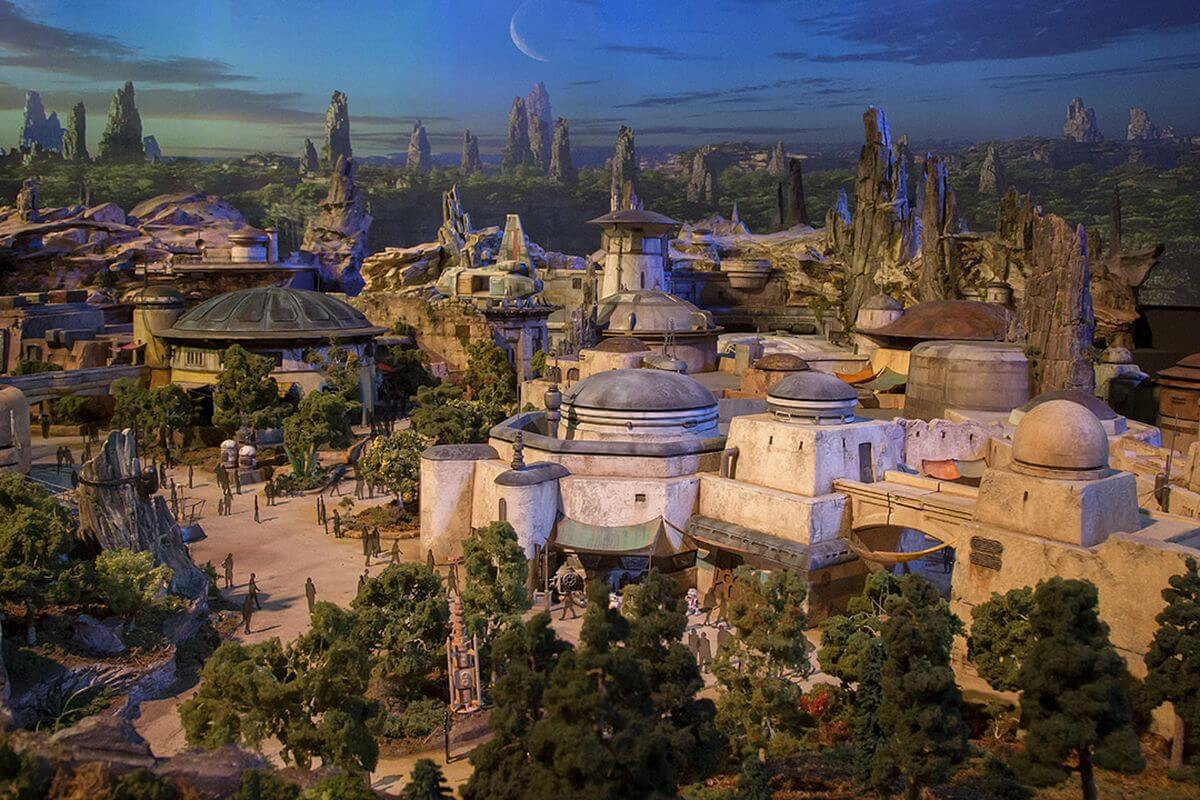 Parque Hollywood Studios da Disney Orlando: Star Wars: Galaxy's Edge