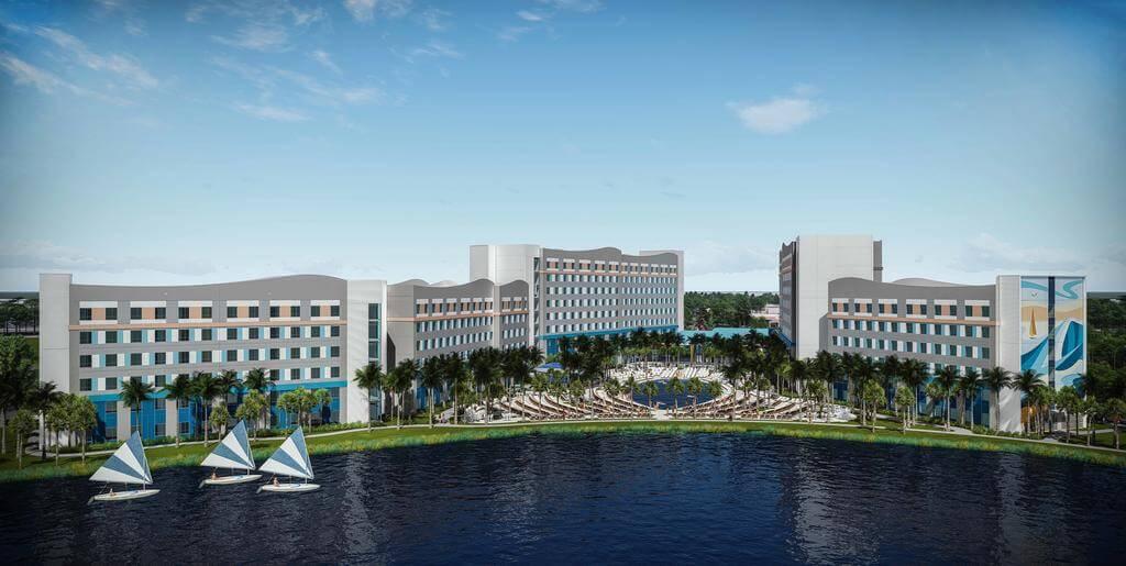 Novidades em Orlando em 2019: Universal's Endless Summer Resort