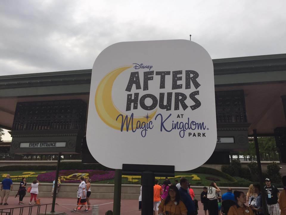Disney After Hours em Orlando em 2020: Magic Kingdom: Disney After Hours no Magic Kingdom
