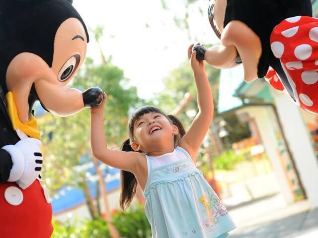 Como evitar filas com crianças pequenas nos parques de Orlando
