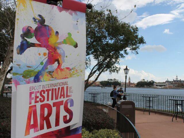 Epcot International Festival of the Arts 2019 na Disney Orlando