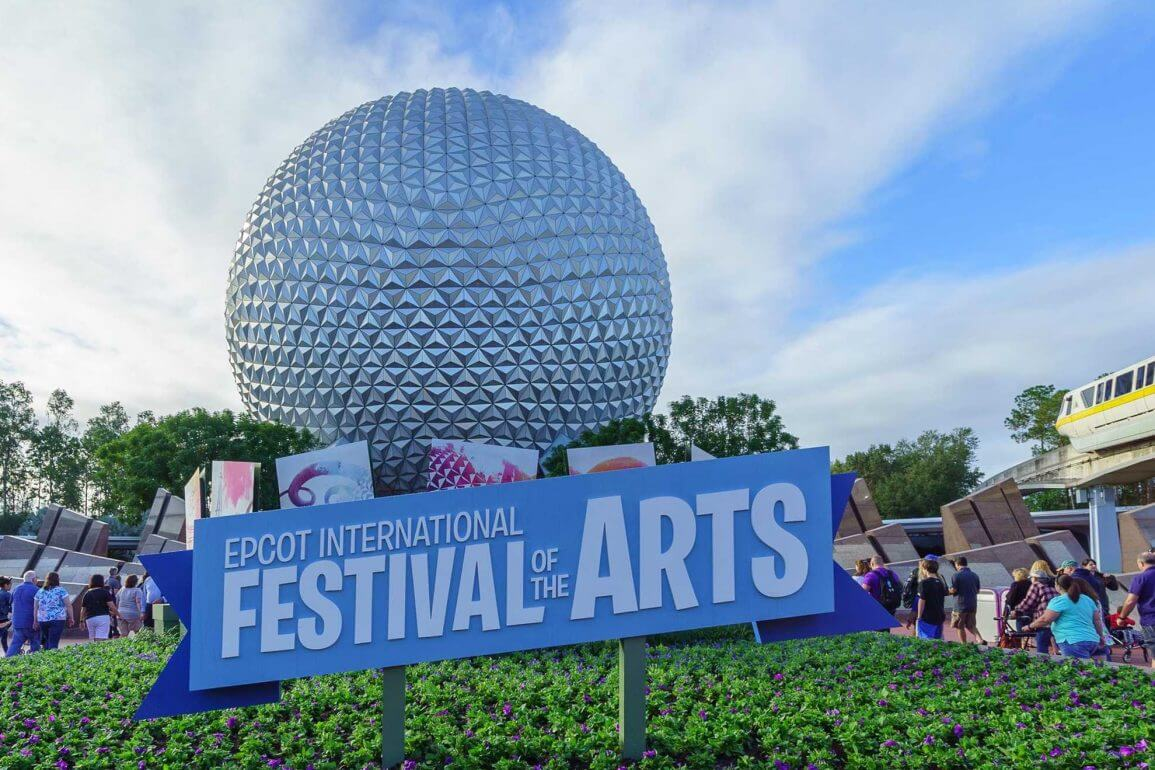 Epcot International Festival of the Arts 2019 na Disney Orlando: Epcot International Festival of the Arts