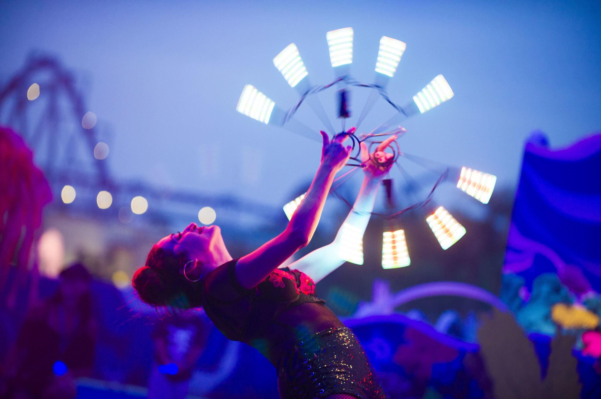 Electric Ocean no SeaWorld Orlando em 2020: diversão