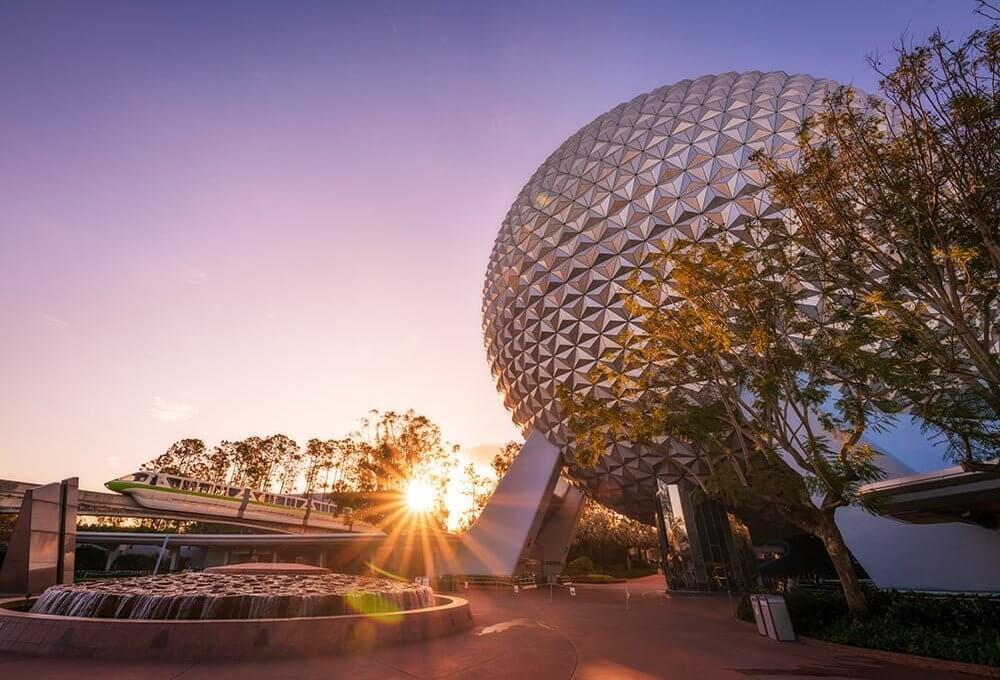 Calendário de lotação dos parques da Disney Orlando em 2019