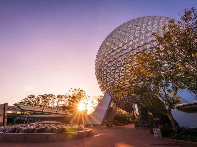 Calendário de lotação dos parques da Disney em 2019: Epcot