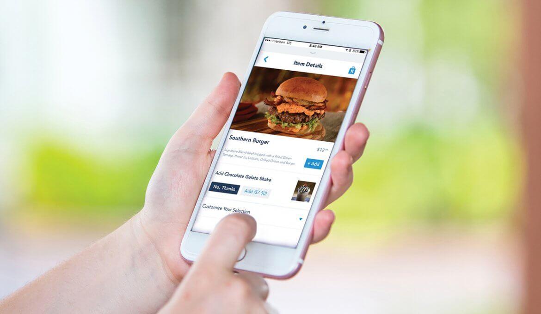 Como pedir comida pelo celular nos restaurantes da Disney Orlando
