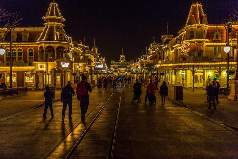 Disney After Hours em Orlando em 2020: Magic Kingdom