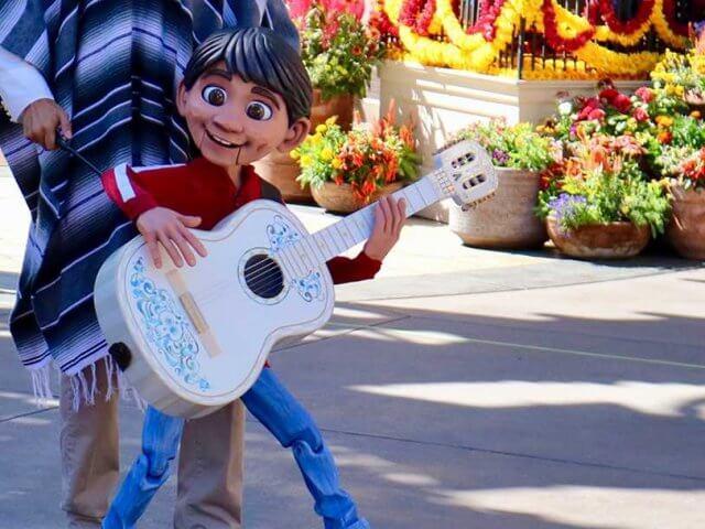 Show de Coco retorna ao Epcot da Disney Orlando