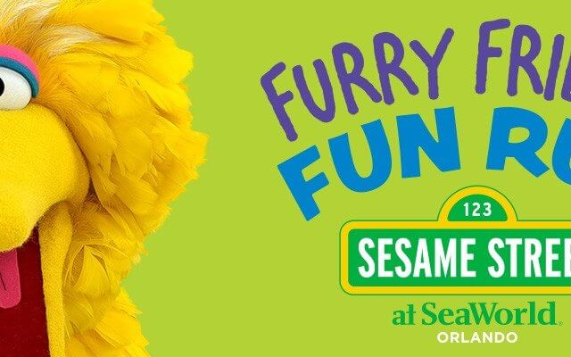 Corrida Furry Friends Fun Run no SeaWorld Orlando