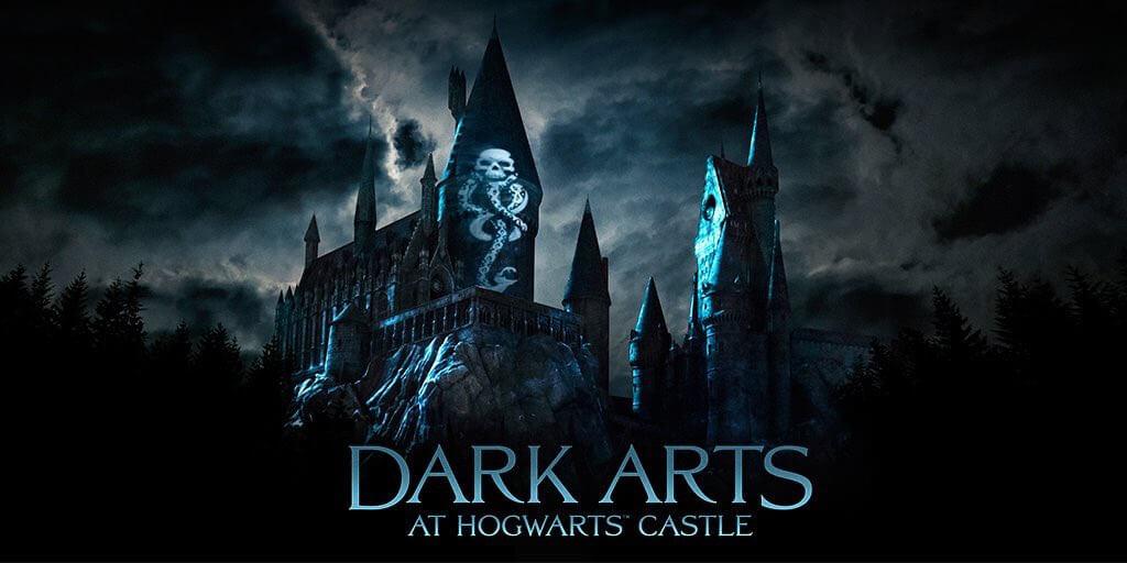 Novo show noturno do Harry Potter no Islands of Adventure em Orlando: Dark Arts
