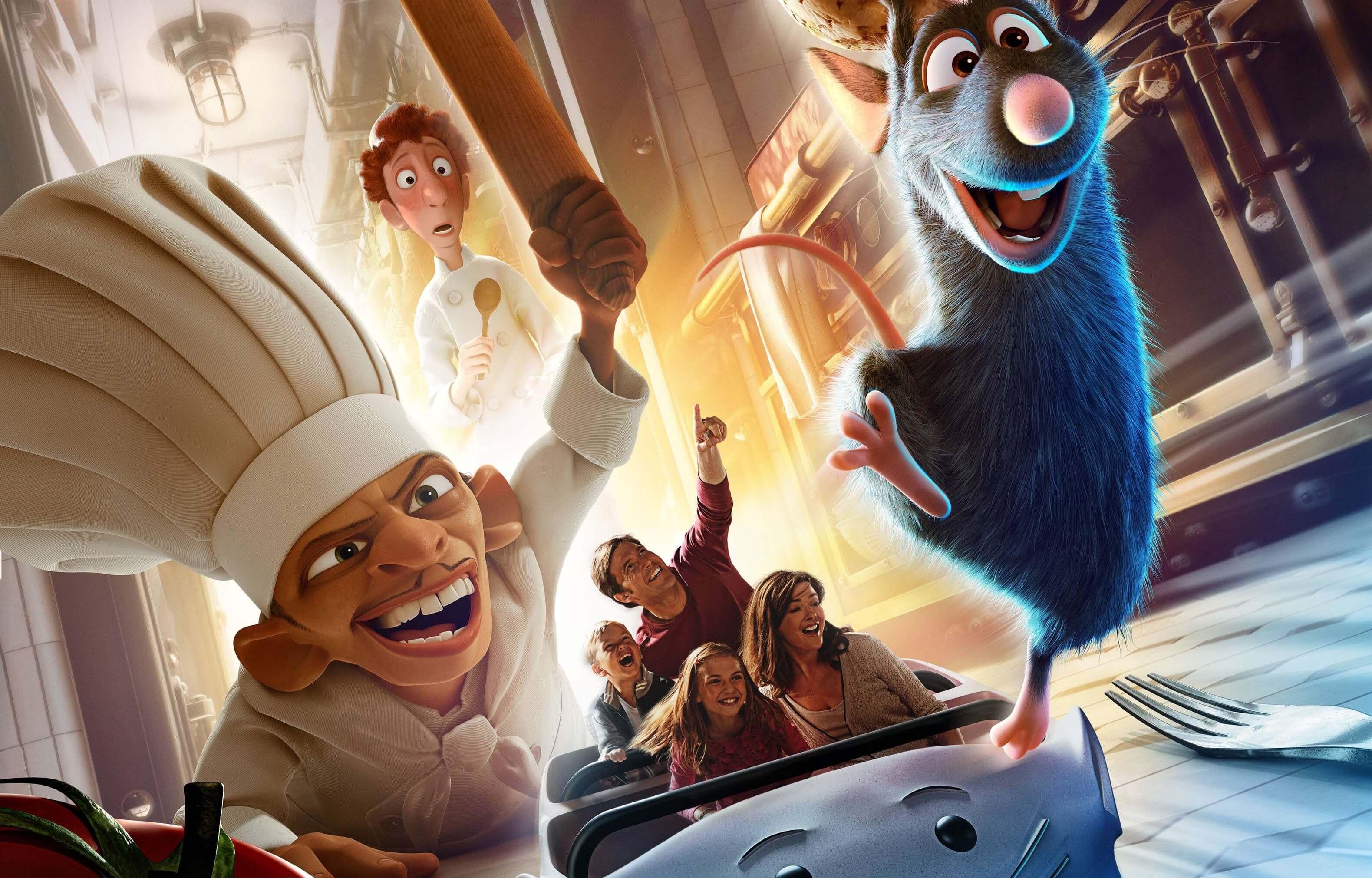 Novidades em Orlando em 2020: Remy's Ratatouille Adventure no Epcot