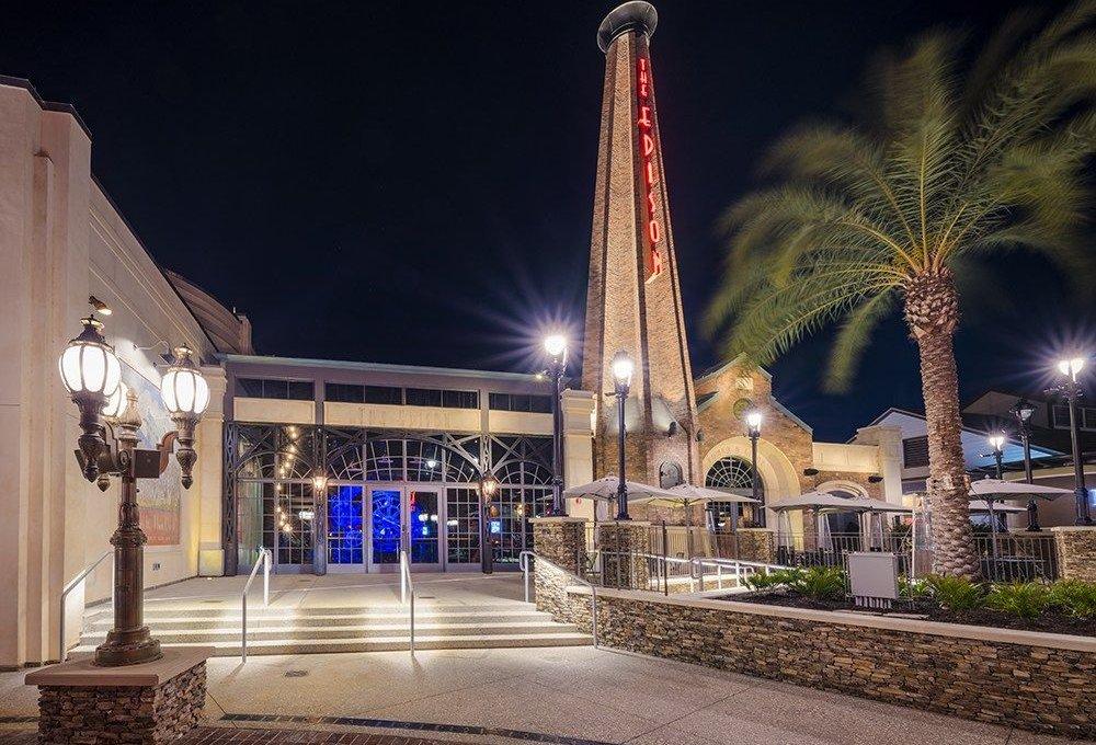 Restaurante The Edison na Disney Springs em Orlando