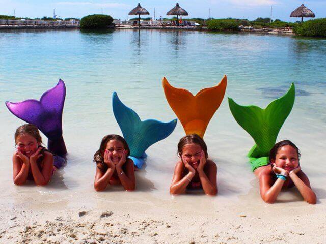 Aprenda a nadar como uma sereia na Disney Orlando: Mermaid School