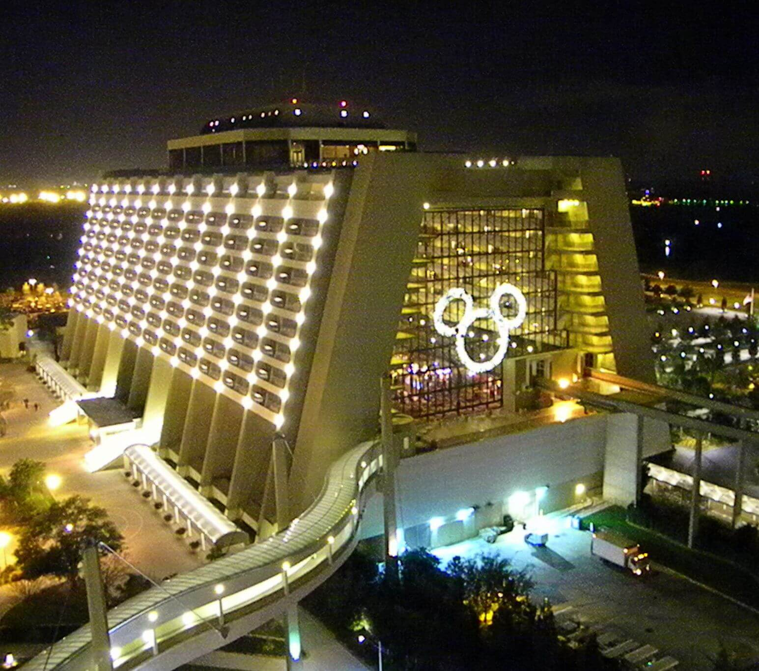 Woody's Roundup no Disney's Contemporary Resort em Orlando: hotel Disney's Contemporary Resort