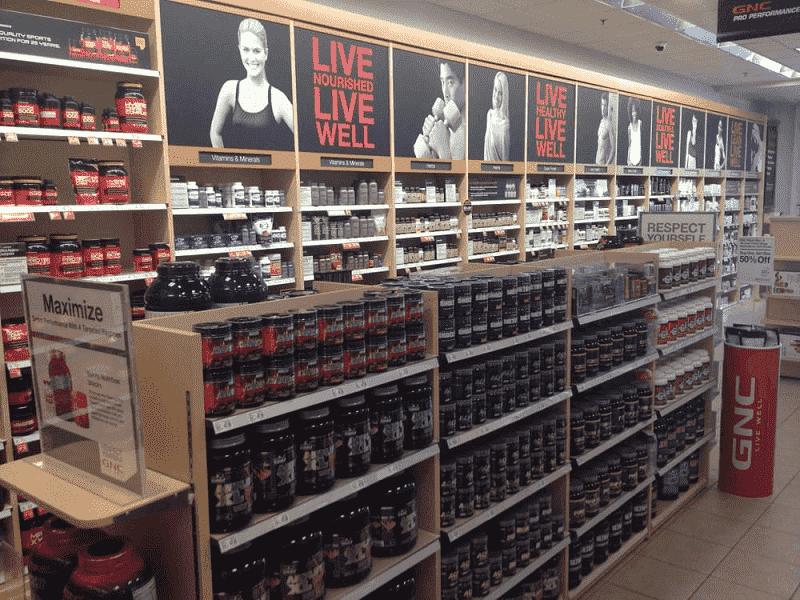Onde comprar suplementos alimentares em Orlando